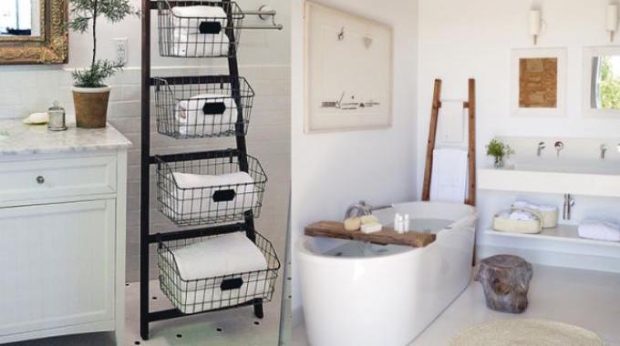 5 id es r cup 39 pour une d co de salle de bain originale - Astuce deco salle de bain ...