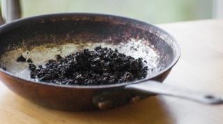 dégraisser naturellement poele facile café