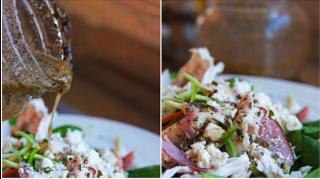 delicieuse recette vinaigrette grecque maison