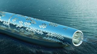 dessaler eau mer usine solaire