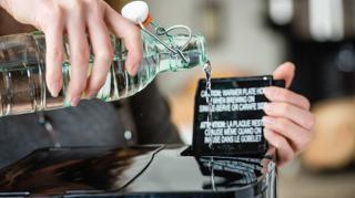 detartrer machine a cafe