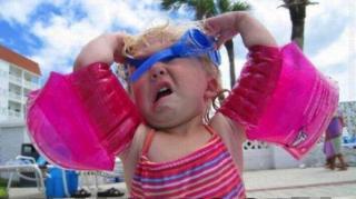 enlever buée lunette piscine