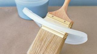 eviter eclaboussures peinture sol
