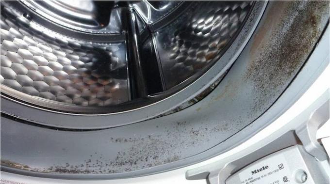 l 39 astuce pour viter les moisissures dans la machine laver. Black Bedroom Furniture Sets. Home Design Ideas