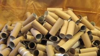 fabriquer objet rouleaux papier toilette