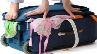 fermer valise