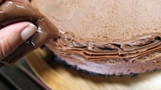 Glaçage de gâteau facile