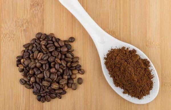 gommage marc de café tonifiant