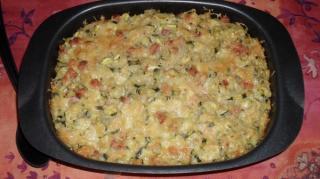 gratin-riz-courgettes-jambon