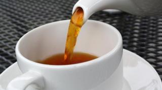 hydrater peau thé
