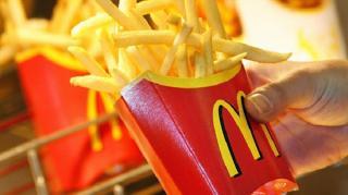 ingrédients toxiques frites mcdo
