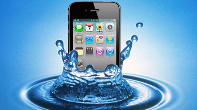 Votre iPhone est Tombé dans l'Eau ? Voici Quoi Faire.