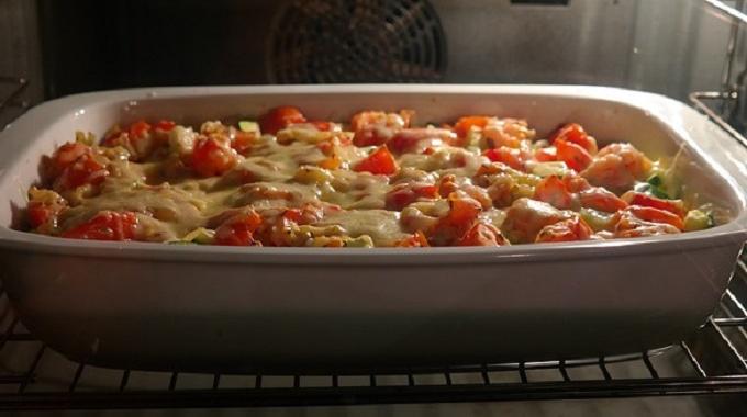 Lasagnes aux Tomates et Courgettes : la Recette de Lasagnes Facile et Pas Chère.