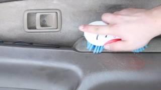 laver intérieur voiture siège moquette