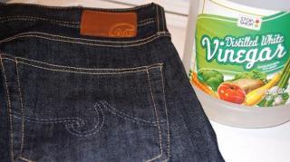 laver jean sans abimer