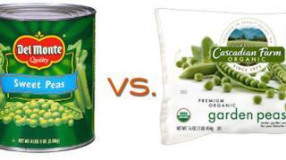 legumes surgeles ou conserve