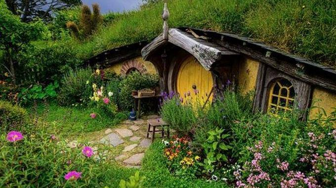 11 Maisons Féériques au Coeur de la Nature Dans Lesquelles Vous Adoreriez Vivre.
