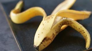 manger banane proprement