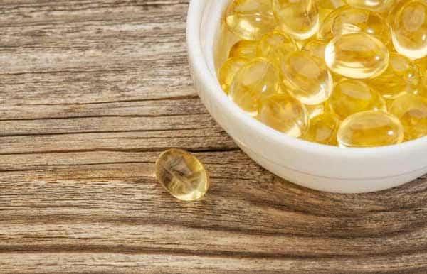 huile vitamine E pour la peau