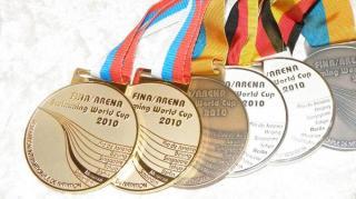 médailles org argent bronze