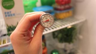 mesurer temperature frigo