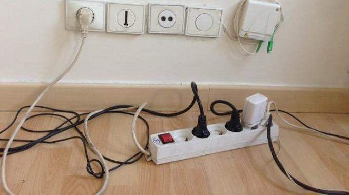 Multiprise avec Interrupteur : Pas chère, Pratique et très Économique.