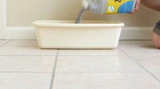 nettoyage litiere chat vinaigre blanc