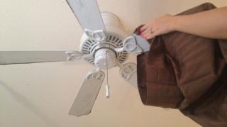 nettoyer pales ventilateur