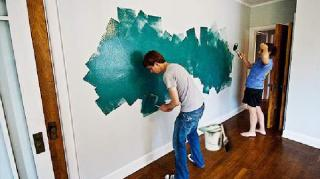 odeurs peintures enlever avec bicarbonate
