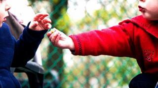 partage entre enfants
