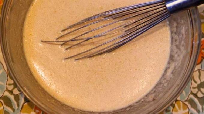 Enfin une recette de la p te cr pes facile faire - Comment faire une pate a crepes ...