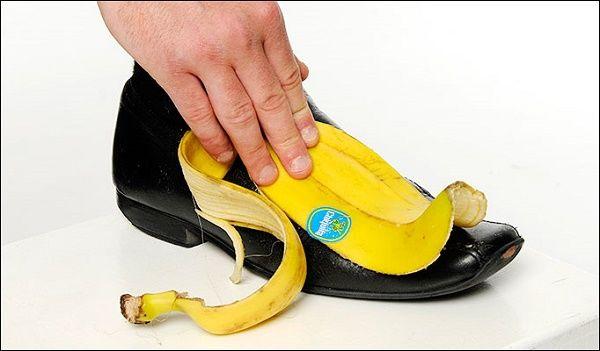 13 utilisations d 39 une peau de banane auxquelles vous n 39 auriez jamais pens. Black Bedroom Furniture Sets. Home Design Ideas
