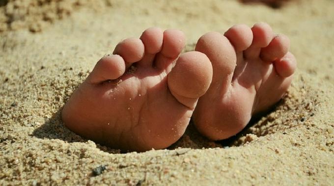 pieds-chaleur