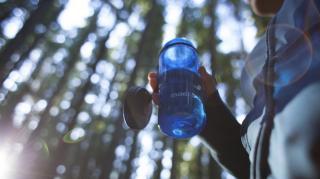 pourquoi vous devez nettoyer gourde eau