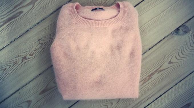 Comment emp cher votre pull en laine angora de perdre ses poils - Les differents types de laine ...