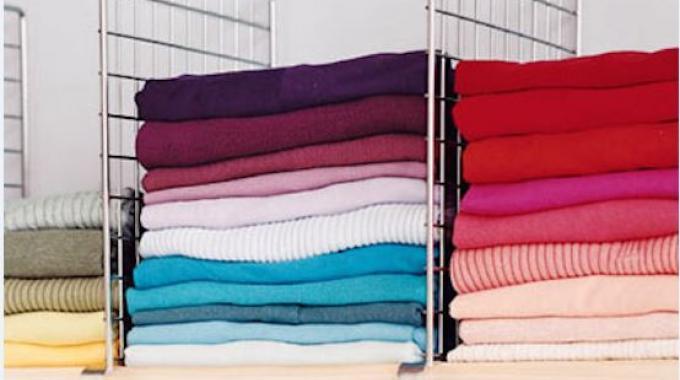 l 39 astuce pour que votre armoire soit toujours bien rang e. Black Bedroom Furniture Sets. Home Design Ideas