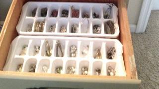 rangement pour bijoux maison
