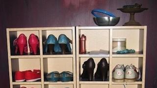 rangement pour shoes