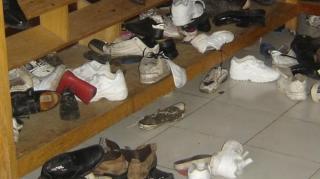 rangemnet chaussure