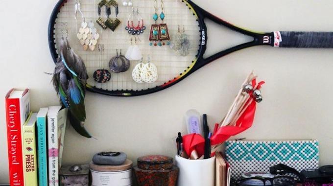 la meilleure astuce pour ranger vos boucles d 39 oreilles facilement. Black Bedroom Furniture Sets. Home Design Ideas
