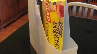 ranger papier cuisine