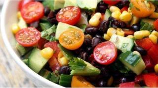 recette facile salade copieuse
