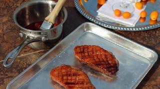 recette magret canard miel facile