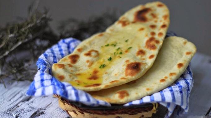La recette des naans faits maison facile rapide et pas - Recette pas cher cookeo ...