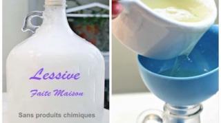 recette naturelle lessive facile efficace