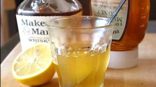 recette sirop contre toux whisky