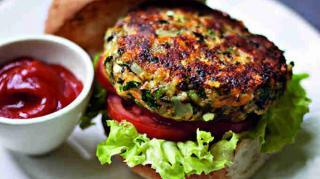 recette vegetarienne hamburger