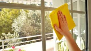 recettes nettoyants vitres sans traces naturel