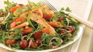 recettes salades rassasiantes
