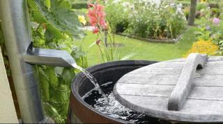 récupérateur eau pluie fait maison